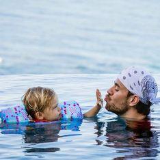 Enrique Iglesias partage une photo de sa fille juste après l'accouchement