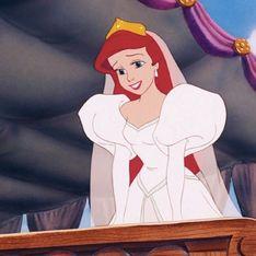 Disney lance une collection de robes de mariée inspirée de nos princesses préférées
