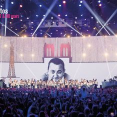 Le concert des Enfoirés va être bientôt diffusé à la télévision !