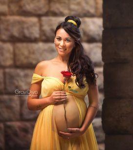Si te gusta el universo Disney, te encantará: esta fotógrafa convierte a sus modelos en princesas de película