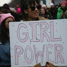 La Marche féministe de Paris écourtée par des heurts avec la police