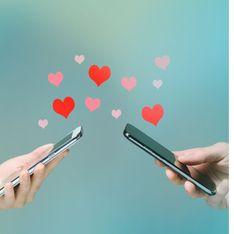 #Lazonarosa: come mantenere vivi i rapporti a distanza
