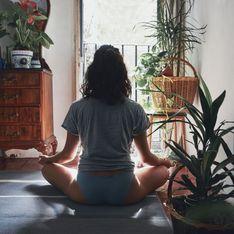 #Lazonarosa: 30 giorni di yoga da casa con Eliana Dell'Anna, conosciamola!