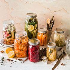 Die 5 besten Methoden, um Lebensmittel haltbar zu machen