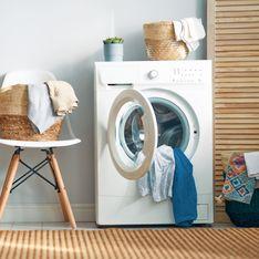 Waschmaschine desinfizieren: So wird's hygienisch sauber
