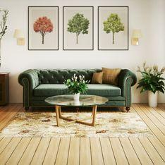 Decorar con cuadros el salón: cómo hacerlo con estilo y no fallar