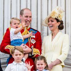 Vidéo adorable : George, Charlotte et Louis, les enfants royaux applaudissent le personnel soignant