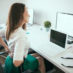 Consejos para teletrabajar sin que tu espalda y cervicales se resientan