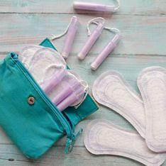 Des femmes verbalisées pour avoir acheté des protections menstruelles