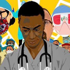 Ce médecin combat le blues du coronavirus en dansant et crée le buzz