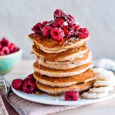 Pancakes ohne Mehl: Geniale Pfannkuchen-Rezepte von süß bis herzhaft