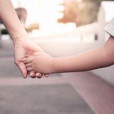 Une mère célibataire adresse un message aux personnes qui la jugent de faire ses courses avec sa fille (photo)