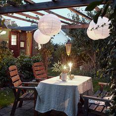 Balkon-Beleuchtung: 7 Ideen für die Wohlfühl-Oase