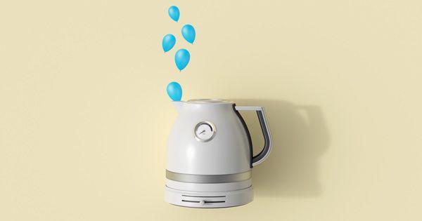 Wasserkocher Entkalken Baby