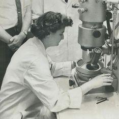 June Almeida, la científica que descubrió los coronavirus