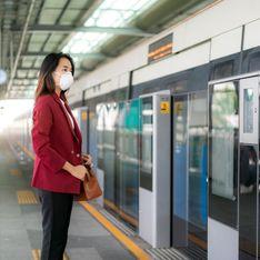 Une amende de 135 euros pour le non-respect du port du masque dans les transports ?