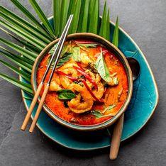 Thailändisch kochen: Exotische Rezepte mit Kokosmilch und Chilis