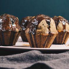 Gesunde Schokomuffins ohne Mehl & Zucker: Tolles Rezept