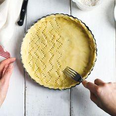 4 pâtes brisées originales pour des tartes waouh