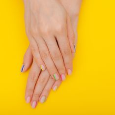 Slanted French: Dieser Maniküre-Trend verlängert deine Nägel