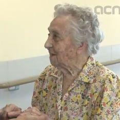 Une super mamie de 113 ans survit au coronavirus