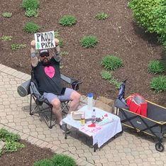 Le geste incroyablement adorable de ce mari pour sa femme à l'hôpital