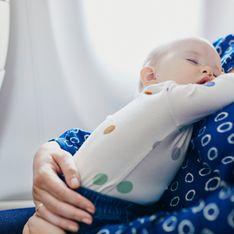 Tout ce qu'il faut savoir avant de prendre l'avion avec bébé pour la première fois