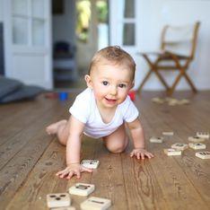 Neonato di 7 mesi: tutti i progressi fatti dal bambino a questa età