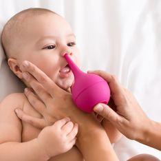 Lavaggi nasali neonato: un aiuto per respirare bene
