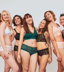 Etam lance yes!, sa première collection de lingerie post-mastectomie