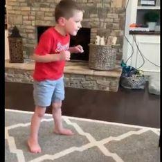 À 5 ans, cet enfant malade fait ses premiers pas et déjoue les pronostics des médecins !