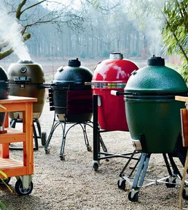 Kamado, le barbecue à la japonaise dont tout le monde commence à parler