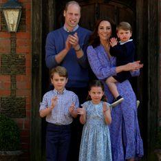 Kate Middleton dévoile deux adorables photos du prince William avec leurs enfants