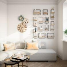 Kleine Räume größer wirken lassen: 16 Tricks, mit denen es klappt