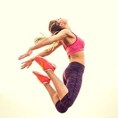 Jumping fitness: i benefici dell'allenamento con trampolino elastico