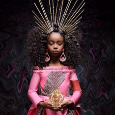 Elle imagine à quoi ressembleraient les princesses Disney si elles étaient Afro-américaines