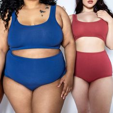 #StyleNotSize: Ein Outfit, zwei Figuren - Kampagne gegen Bodyshaming