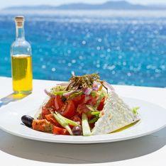 Griechisch kochen: Ideen für Mezedes, die griechischen Tapas