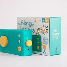Soldes Lunii : -10€ sur la Fabrique à histoires Lunii !