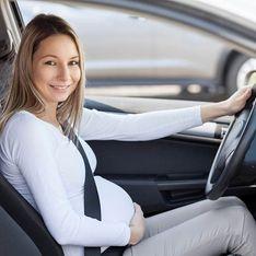 Mamme in Auto: cinture di sicurezza e gravidanza