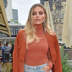 Sophia Thomalla präsentiert neue Figur: Sie wiegt 10 Kilo mehr