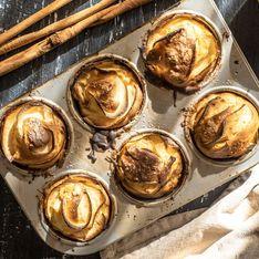 Apfel-Zimt-Muffins: Gesundes Rezept für saftige Muffins