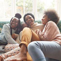 Ces trois sœurs ont accouché le même jour, au même endroit !