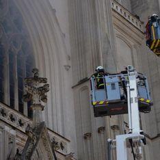 Incendie de la cathédrale de Nantes : la piste criminelle privilégiée