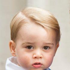 Un cliché adorable du prince George dévoilé pour fêter ses 7 ans !