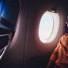 Victime de sexisme, une femme obligée de changer de place à bord d'un avion