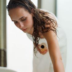 Haare an der Luft trocknen lassen: So sitzt die Frisur auch ohne Föhn