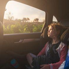 Mamme in Auto: cause e rimedi del mal d'auto nei bambini