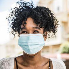 N'humidifiez surtout pas vos masques anti-covid pour contrer la chaleur