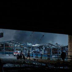 Beyrouth : des explosions d'une rare violence font au moins 50 morts et 2750 blessés